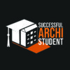 Successful Archi Student Logo Square Online Shop, Blog and Resources for Architecture Students