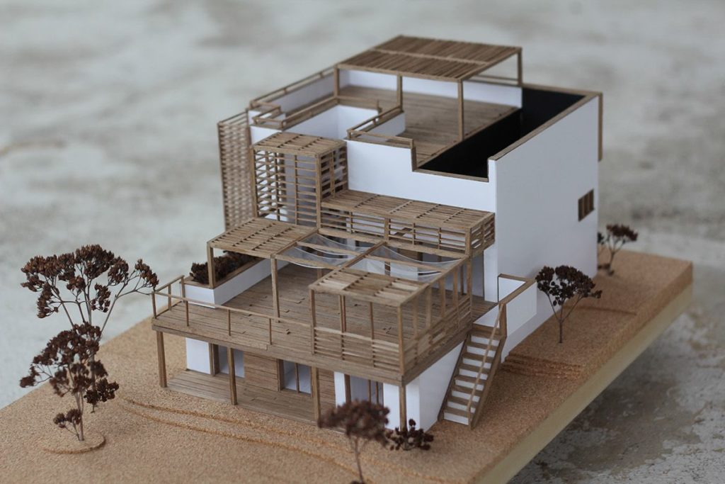 model making gear for architecture students