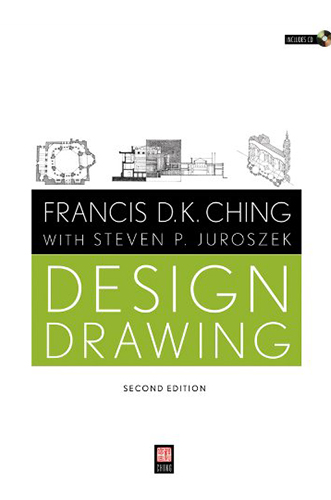Design Drawing by Francis D.k. Ching for Architecture Students