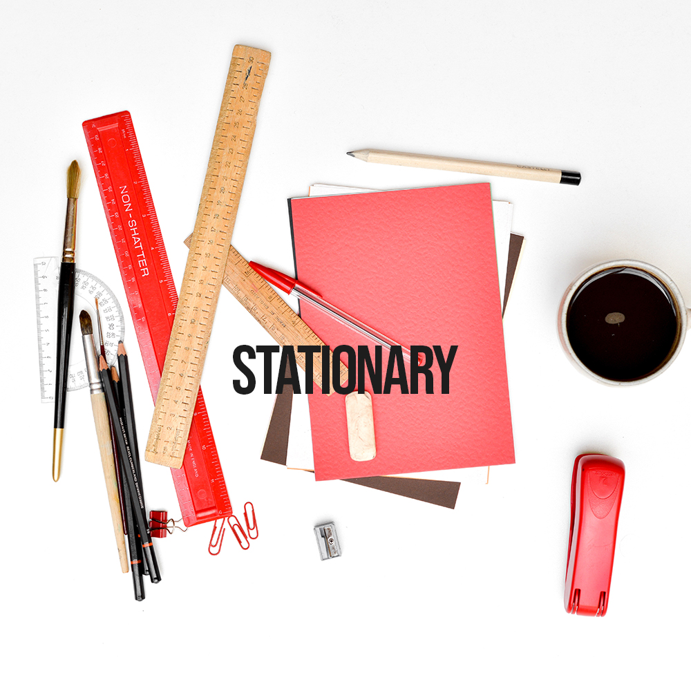 stationary for architecture students