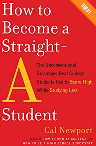How to become a straight a student by Cal Newport for Architecture Students