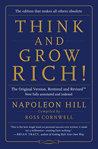 Think and Grow Rich by Napoleon Hill for Architecture Students