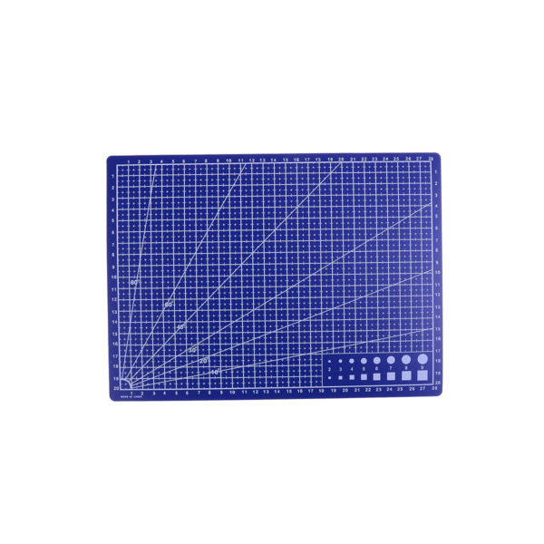 an a4 cutting mat for sale brand new for architecture students high quality australian stock free shipping model making mat board table blue