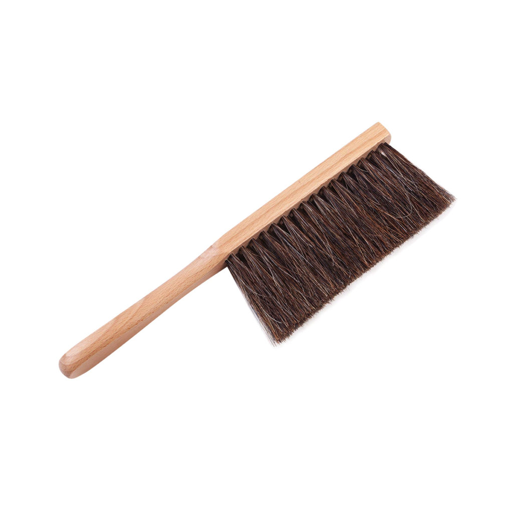 a drafting brush for architecture students to remove pencil sharpener shavings or eraser shavings from drawing architect