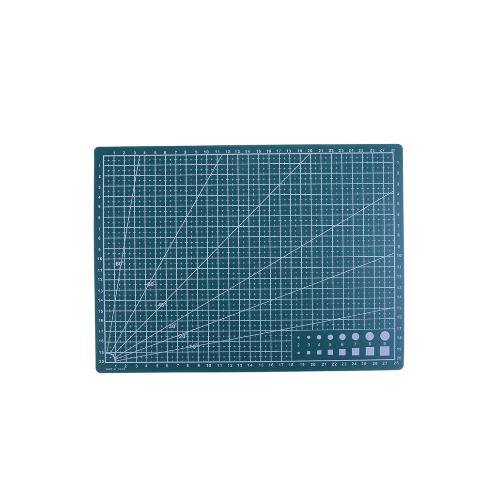 an a4 cutting mat for sale brand new for architecture students high quality australian stock free shipping model making mat board table green