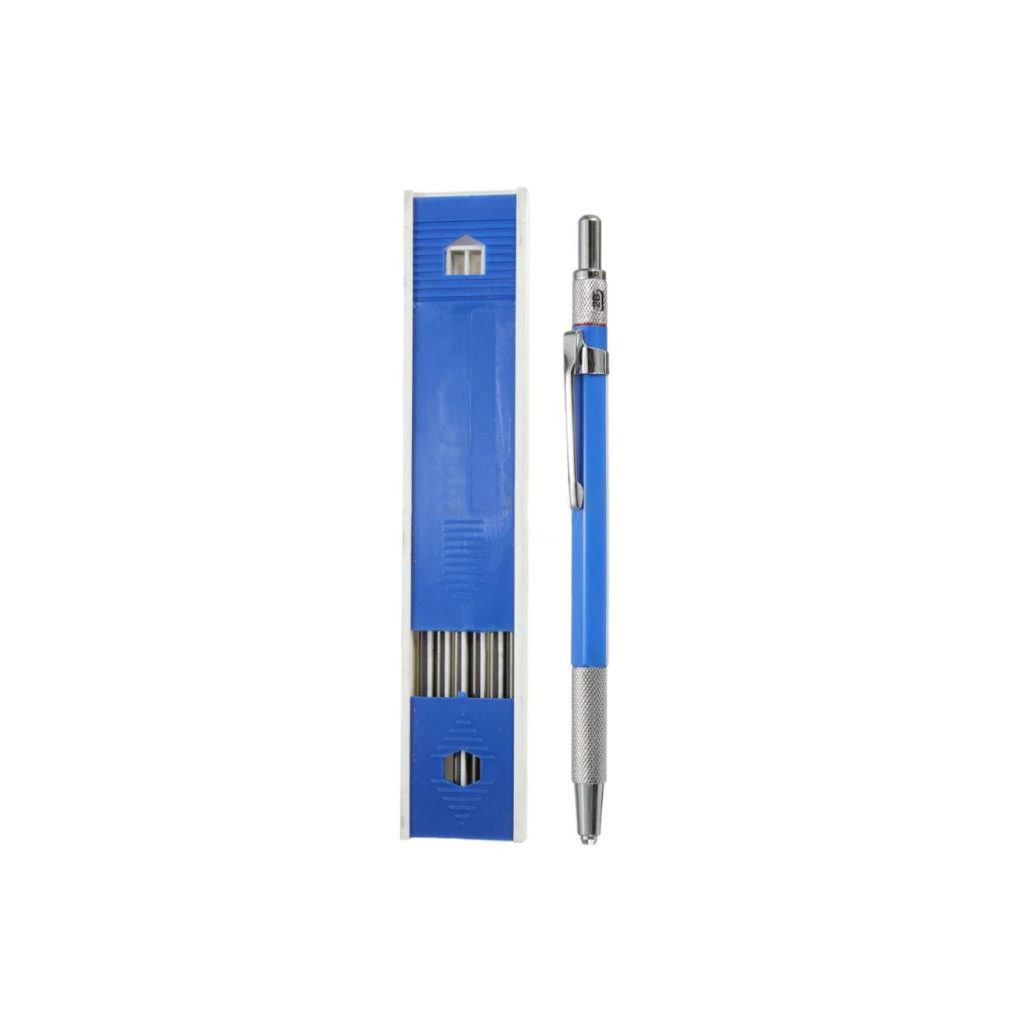 the best clutch or mechanical pencil for architecture students or professionals comes in blue with refills online store for architects australia usa