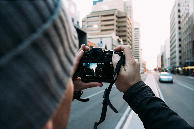 man taking photos of buildings successful archi student VIDEOS Youtube