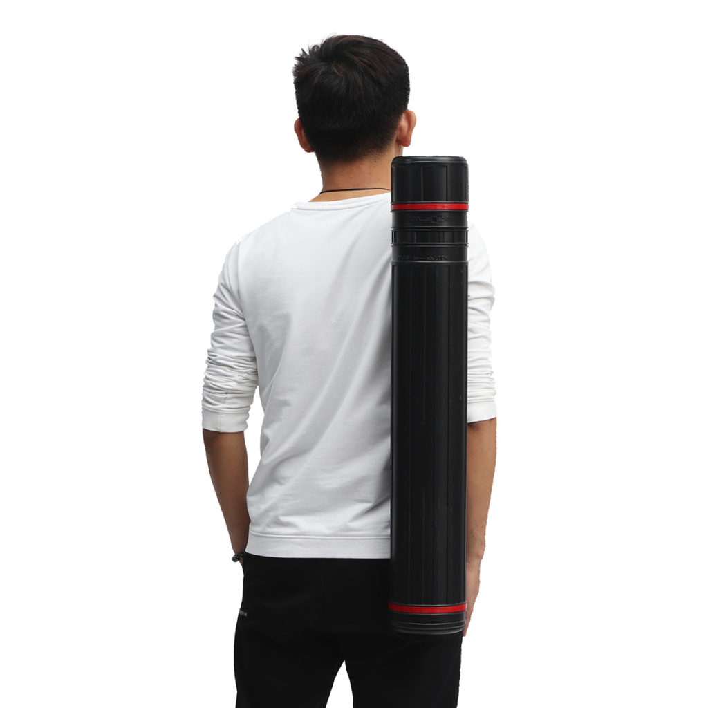telescopic tube for architecture student or professional architect comes in medium large or small store drawings keep them safe and secure, telescopic plan tube