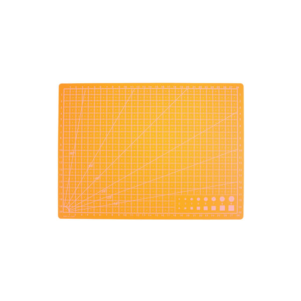 an a4 cutting mat for sale brand new for architecture students high quality australian stock free shipping model making mat board table orange