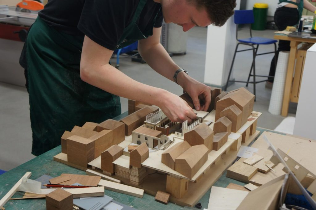 5 model making tips for architecture students