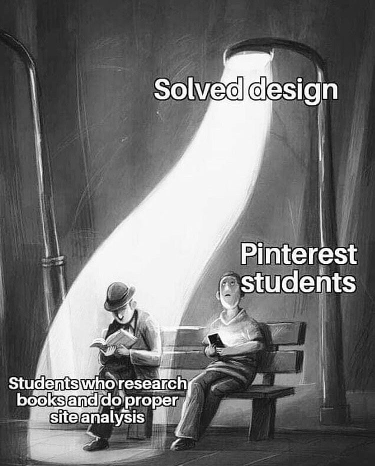 16 The best architecture memes for students in university or college