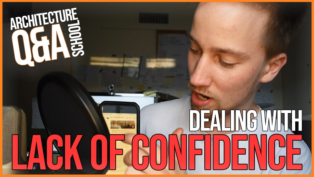 Not sure if you're going to make it? HOW TO OVERCOME LACK OF CONFIDENCE