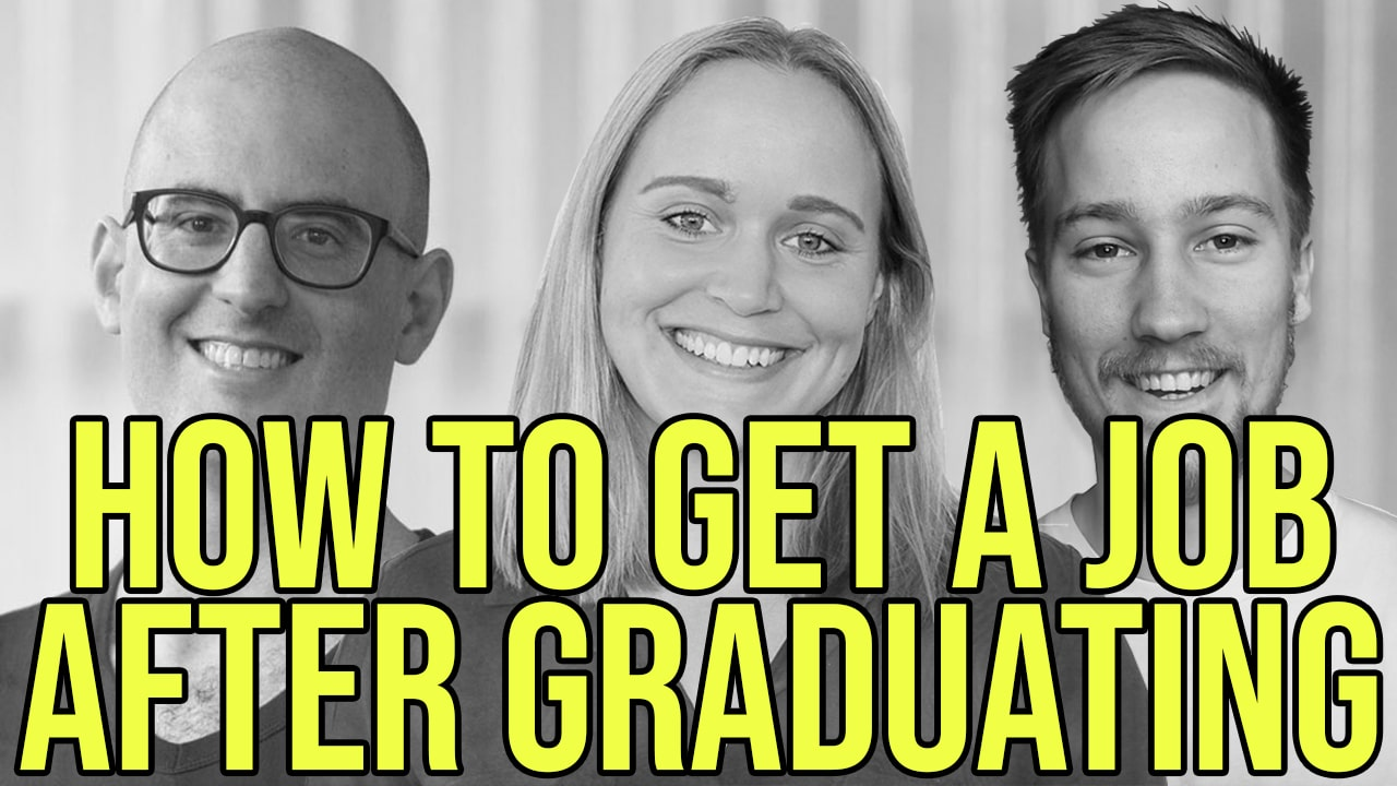 How to Get Your First Architecture Job After Graduating (Without Any Experience)