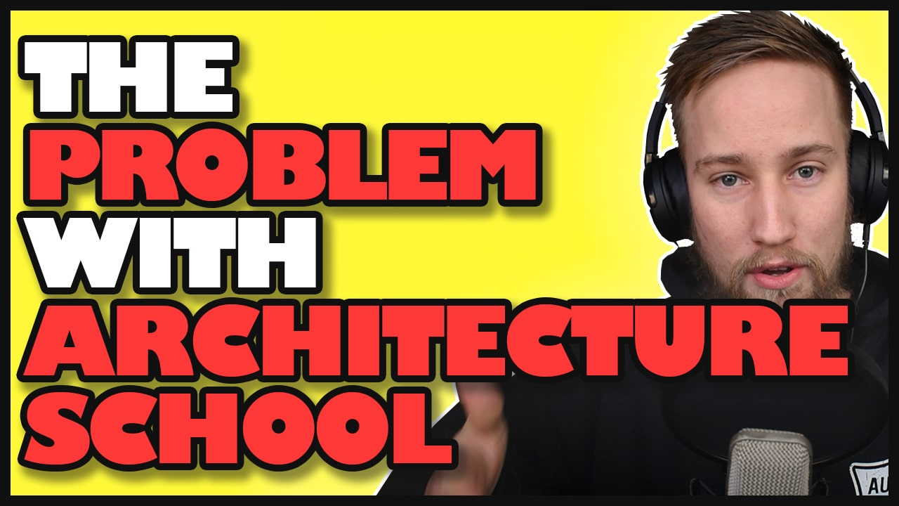 Why Do Architecture Students Drop Out? - 4 Reasons Why Architecture School Sucks & HOW TO BEAT THEM