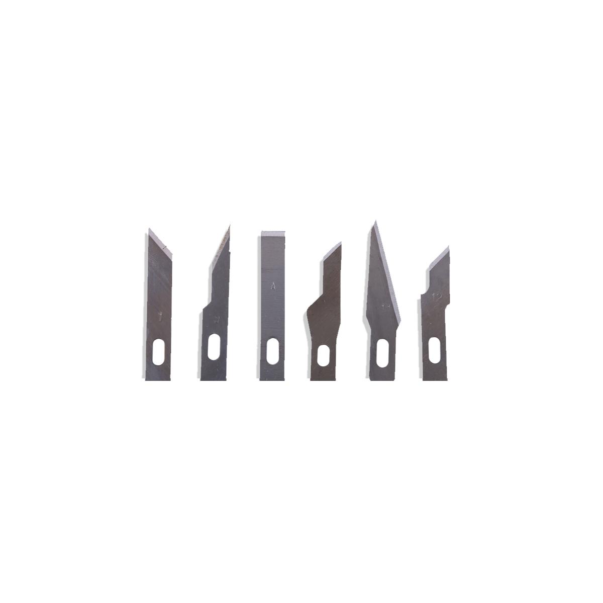 CRAFT Cutting Knife - Model Making Art Blade X-ACTO Hobby Razor 6