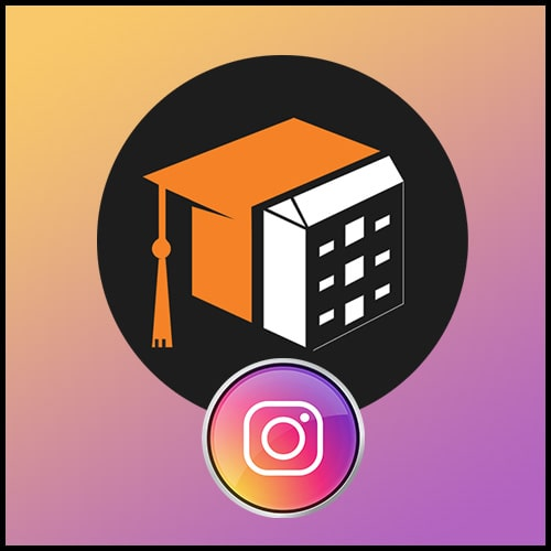 instagram page for architecture students