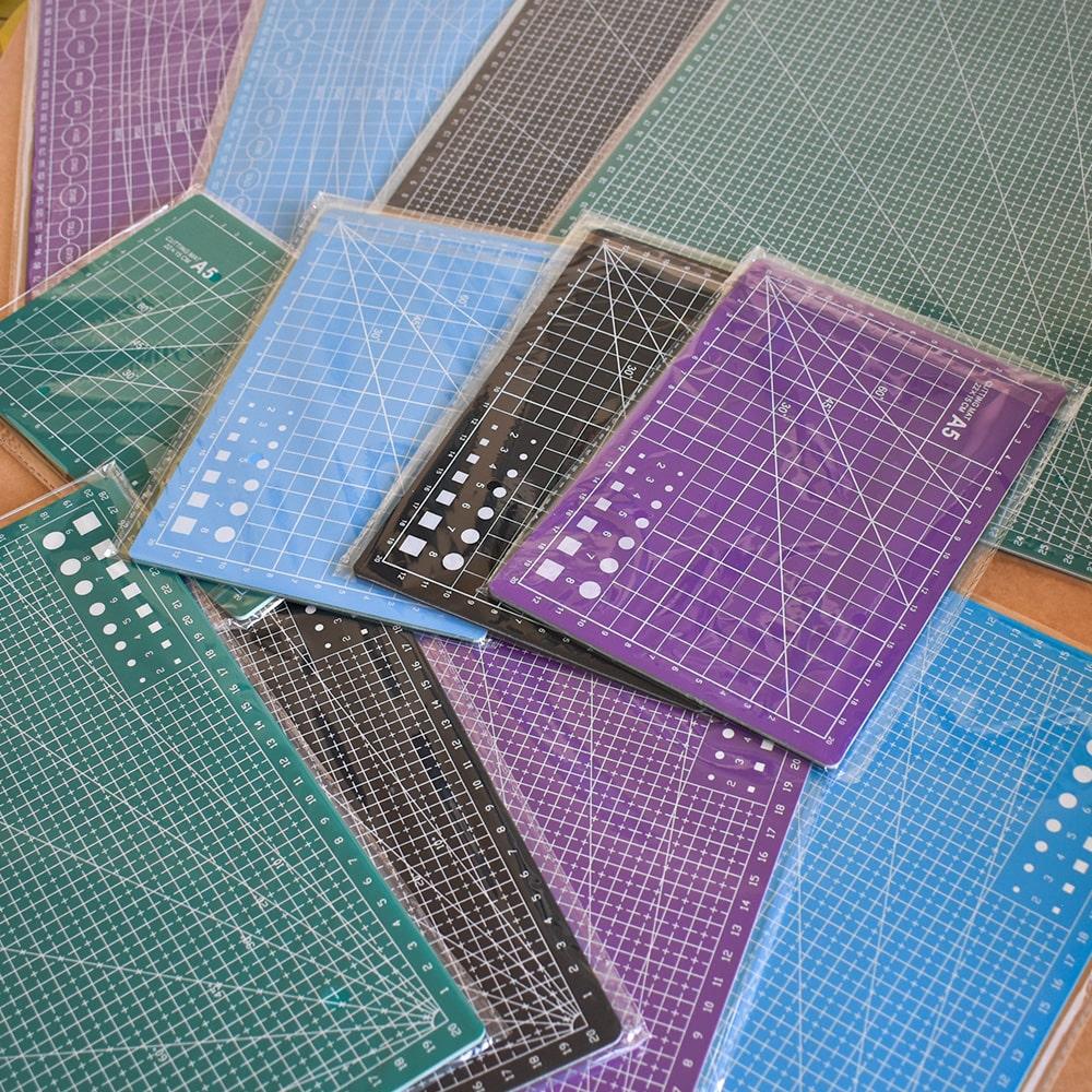 cutting mat a3 a4 a5 crochet model making architecture art design cut board knife mat protector-min