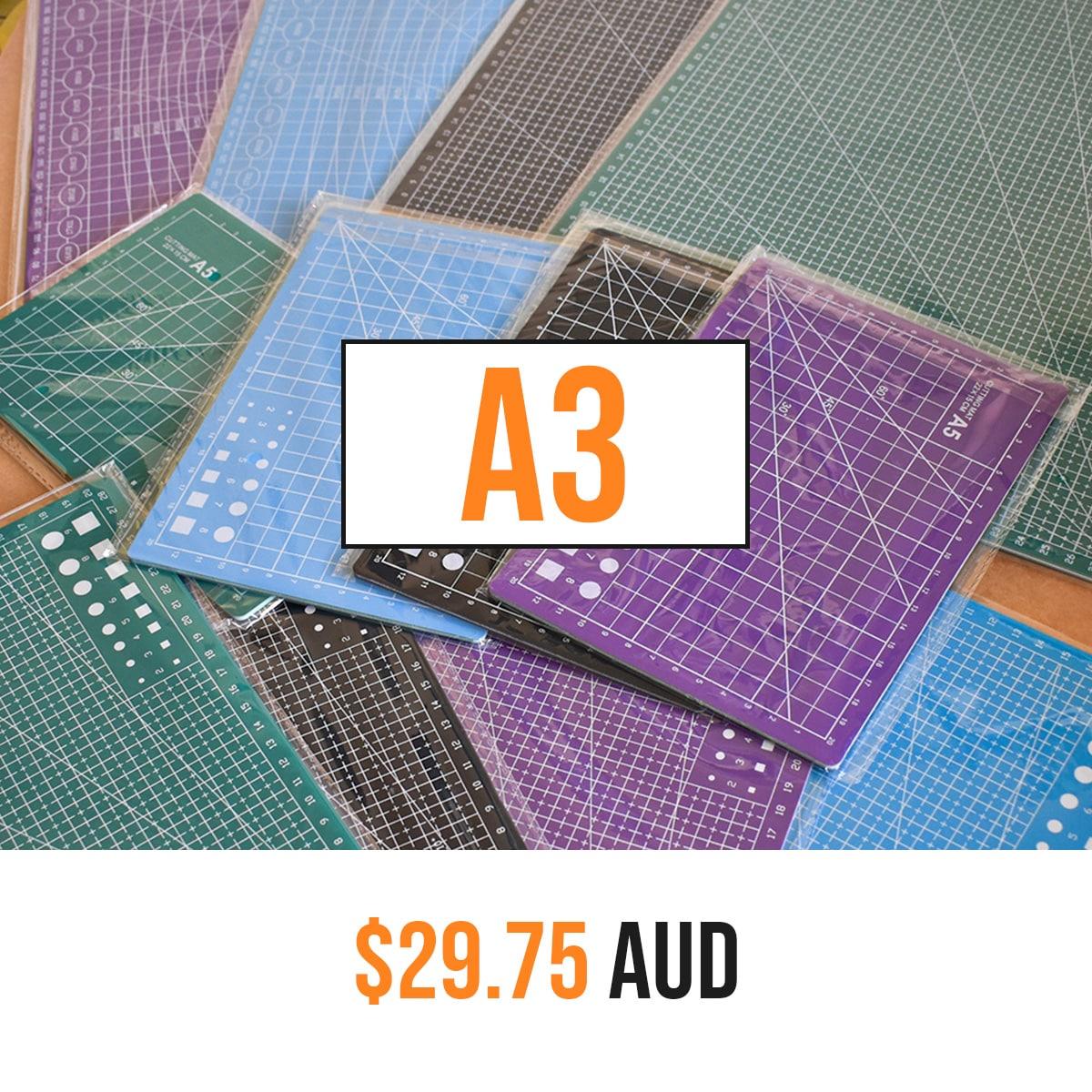 cutting mat a3 crochet model making architecture art design cut board knife mat protector