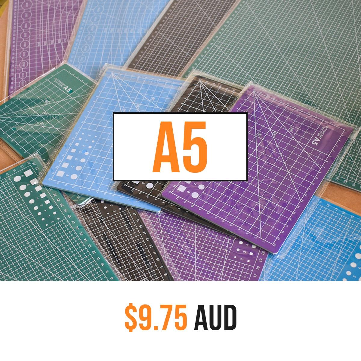 cutting mat a5 crochet model making architecture art design cut board knife mat protector 2