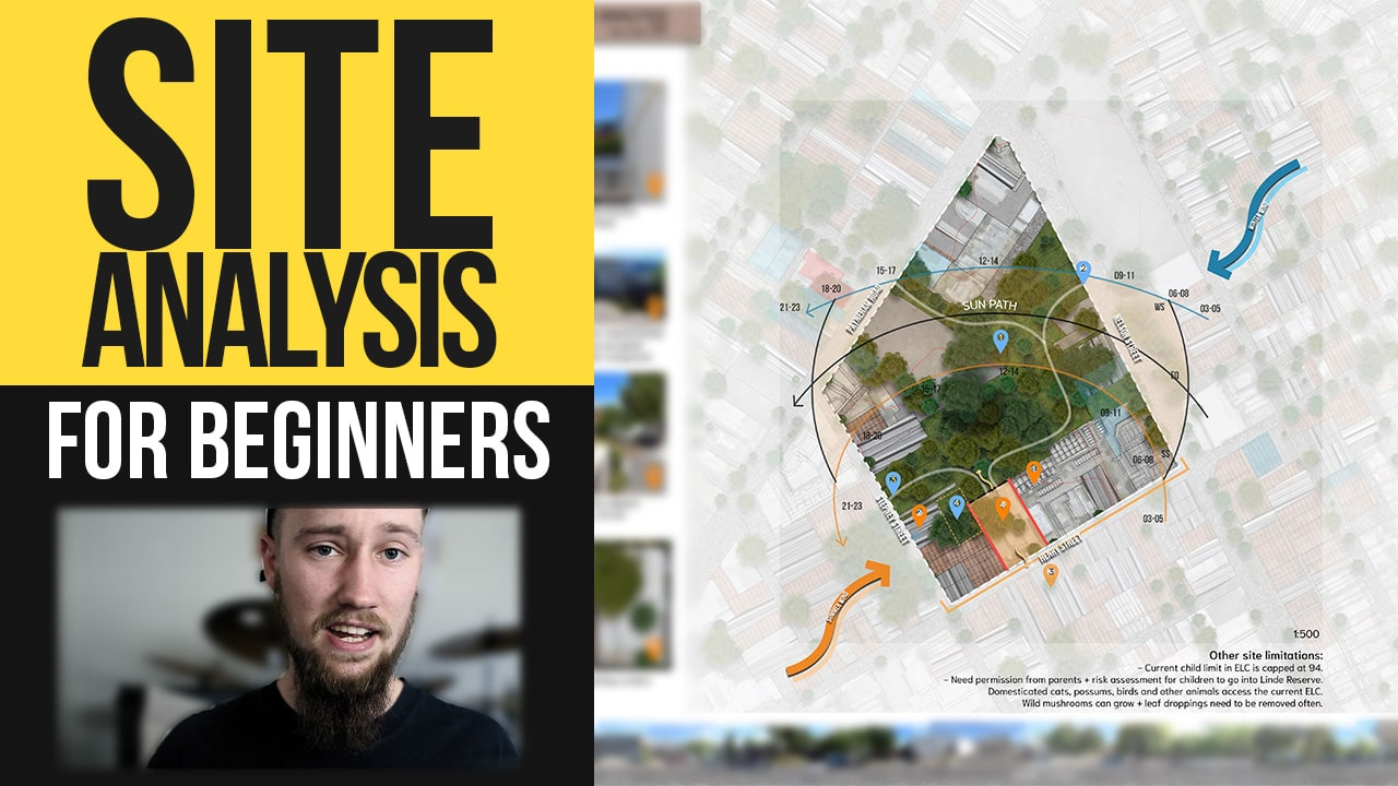 architecture site analysis for beginners students-min